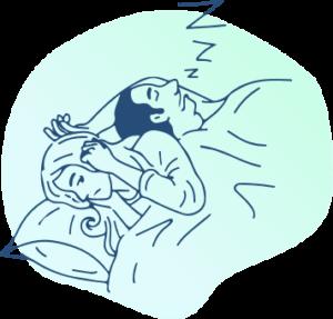 Esame sonno polisonnografico notturno a napoli