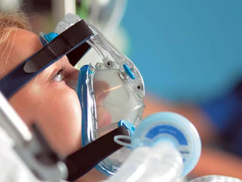 dispositivi ventilazione meccanica - CPAP BiPAP e ventilatore polmonare