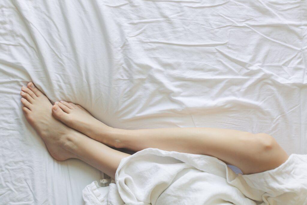 Sindrome delle gambe senza riposo (RLS)